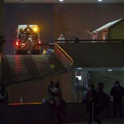 Tijuana, en riesgo de saturación hospitalaria por sobredemanda de casos COVID-19