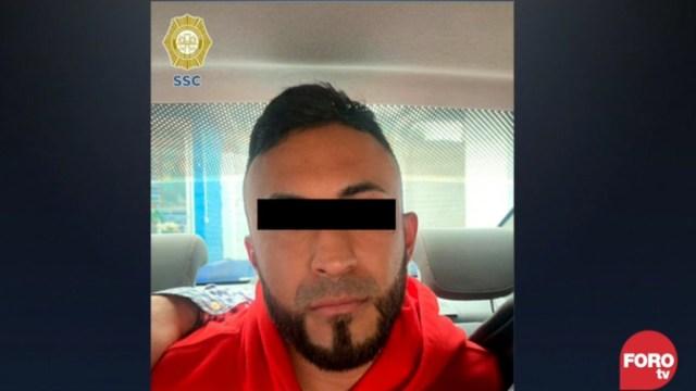 Vinculan a proceso a 'El Tinoco', presunto homicida de empresario francés en la CDMX