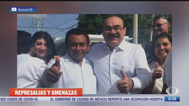 alcalde de chichimila yucatan pide bajar el sueldo a sindica que lo denuncio por corrupcion