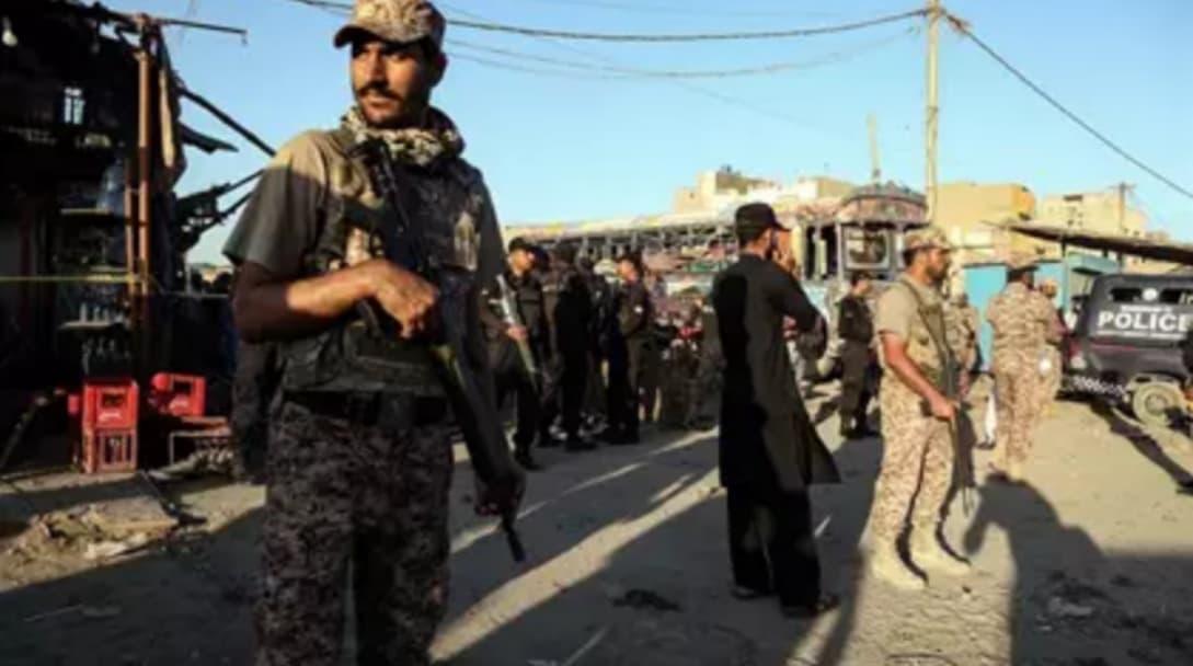 Asesinan a 11 mineros en Pakistán
