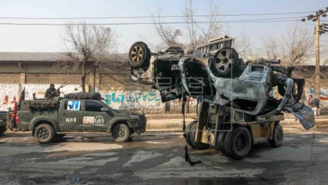 Asesinan a portavoz de seguridad afgano en ataque en Kabul