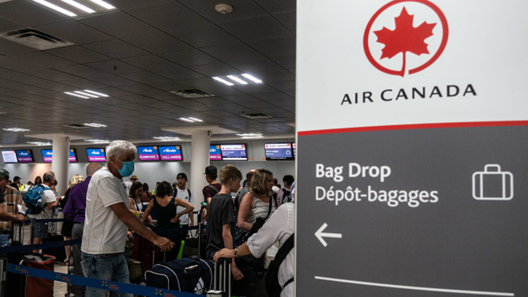 México prevé pérdidas de 782 millones de dólares por suspensión de vuelos de Canadá