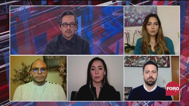 combate a la pandemia en mexico y eeuu