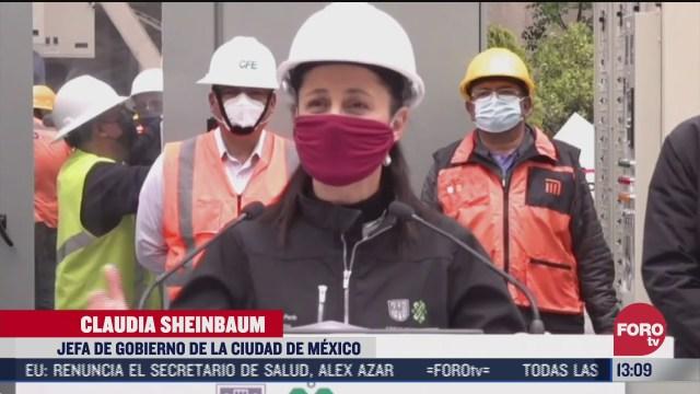 concluyen trabajos de rehabilitacion de transformadores del metro