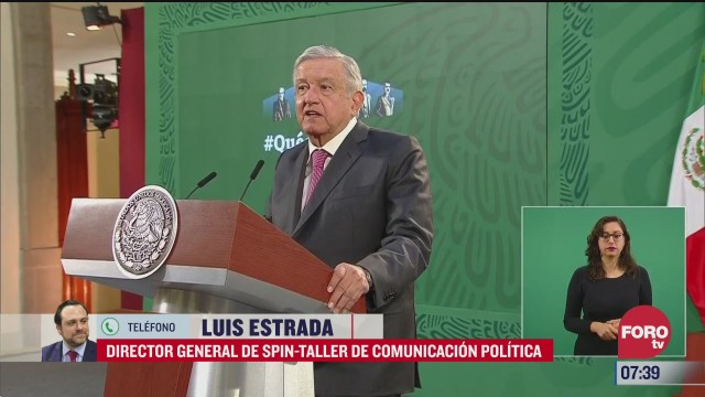 conferencias matutinas del presidente lopez obrador