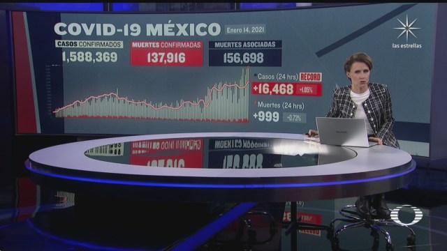 contagios de covid 19 rompen nueva cifra record en mexico