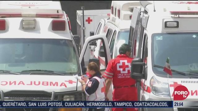 cruz roja abre servicio para cirugias en zonas libres de covid