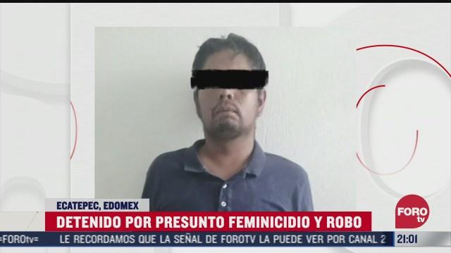 detienen a presunto feminicida de maria nallely