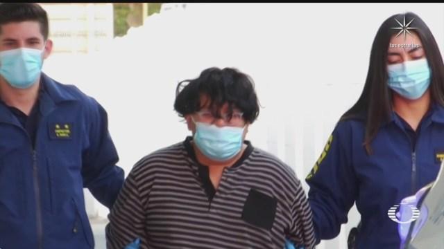 detienen en chile a mexicano feminicida