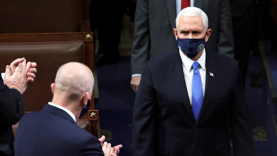 El Congreso de EEUU ratifica a Joe Biden como presidente electo