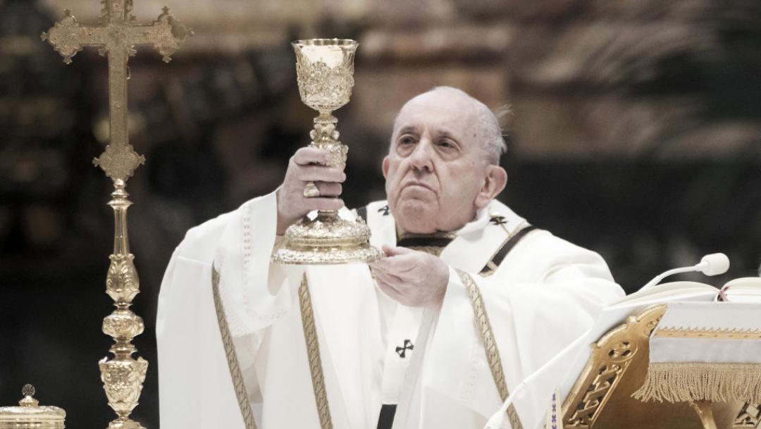 Papa Francisco anuncia que se vacunara contra COVID-19