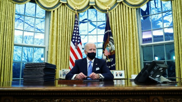 Biden-revela-que-Trump le-escribió-una-carta-muy-generosa