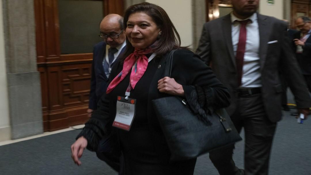 Embajadora de México en Bolivia regresa a La Paz tras ser expulsada en 2019