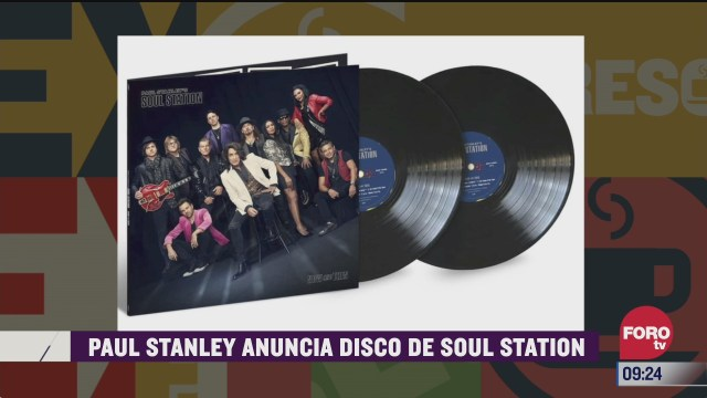 espectaculosenexpreso paul stanley anuncia disco de soul station