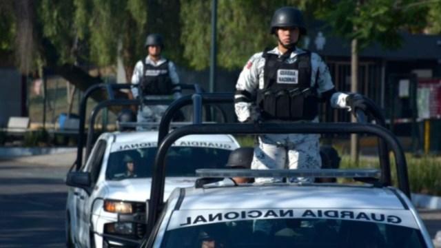 Guardia Nacional en México
