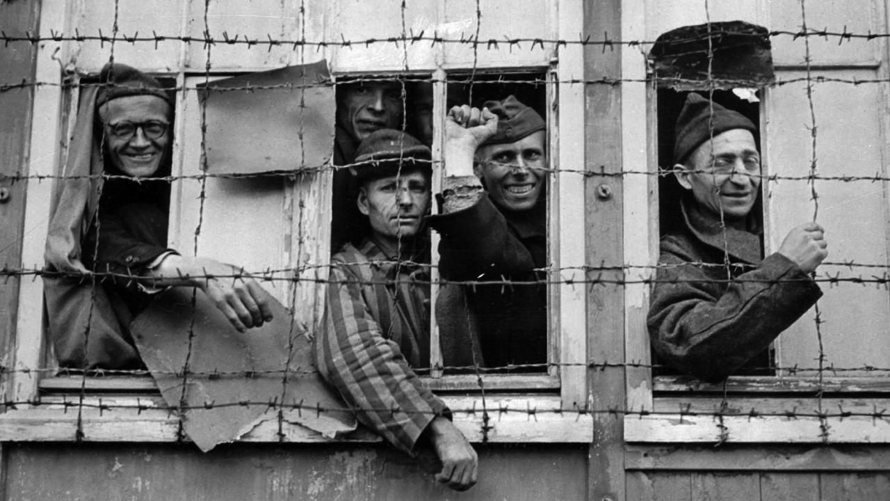 Holocausto, campos de concentración, Segunda Guerra Mundial, galería