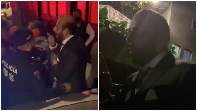 Hombre es llamado Lord Mis Zapatos tras agredir a vecina en alcaldía Álvaro Obregón video