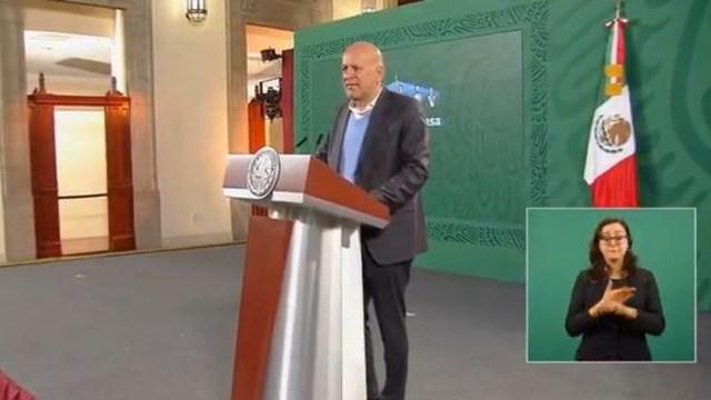 Juan Ferrer, director del Insabi