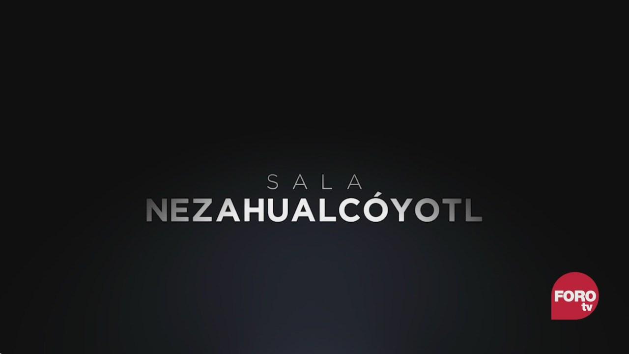 la sala nezahualcoyotl una de las mas importantes de mexico