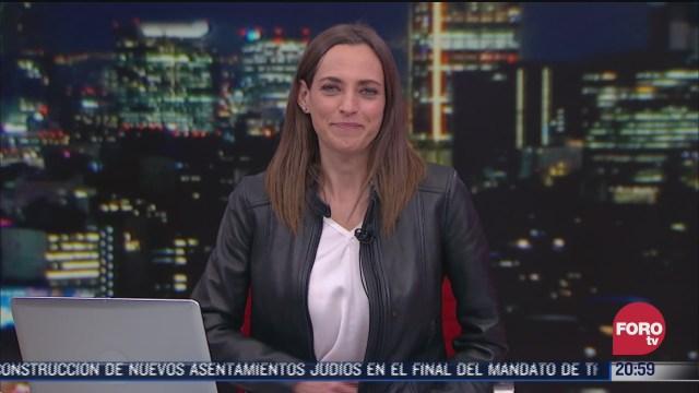 las noticias con ana francisca vega programa del 11 de enero de