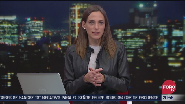las noticias con ana francisca vega programa del 20 de enero de
