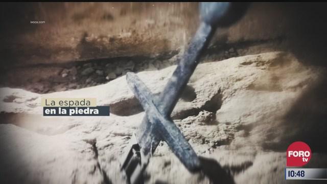 loquepocossaben la espada de excalibur