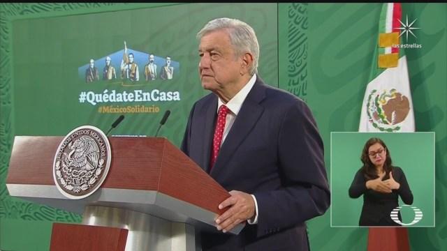 mexico respalda a biden y asegura que seguira la buena relacion