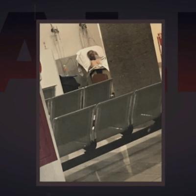 Muere paciente COVID que, por gravedad y saturación hospitalaria, era atendido en un sillón