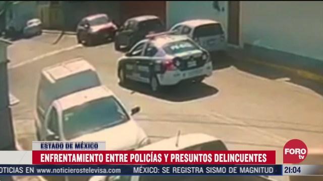 mueren policias durante enfrentamiento con asaltantes en tlalnepantla