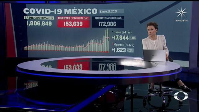 muertes por covid en mexico suman 153 mil