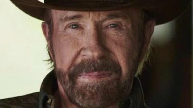 'No fui yo, no estuve en los disturbios del Capitolio', afirma Chuck Norris