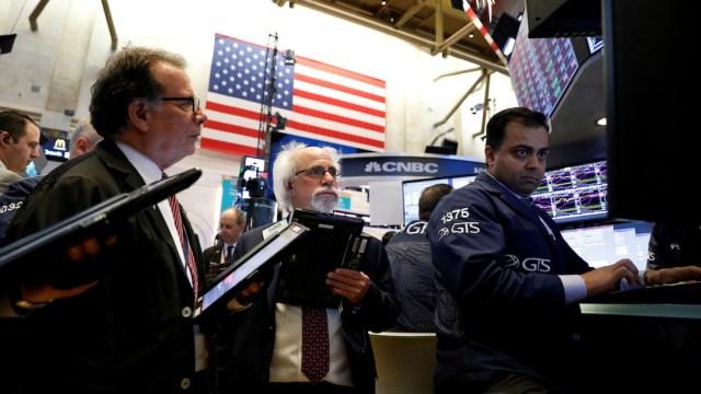 Operaciones en Wall Street (Reuters)