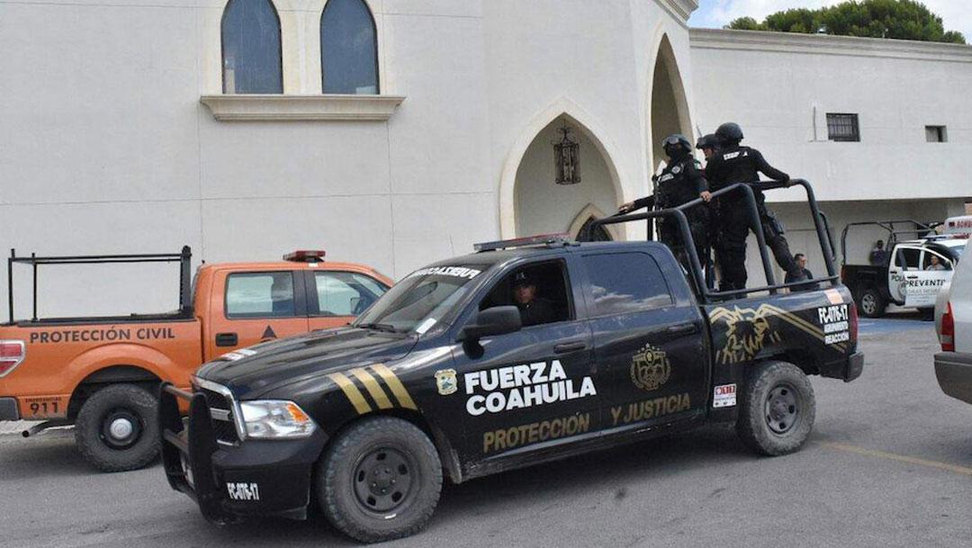 Agentes de la Fiscalía de Coahuila lograron capturar a los policías de Coahuila por abusar sexualmente de una mujer tras accidente de tránsito