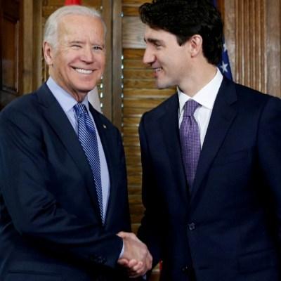 Primera reunión bilateral entre Biden y Trudeau 'el mes próximo' anuncia Ottawa