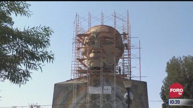 restauran monumento cabeza de juarez en cdmx