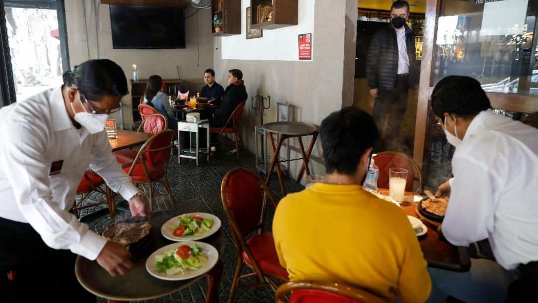 Restaurante en la Ciudad de México