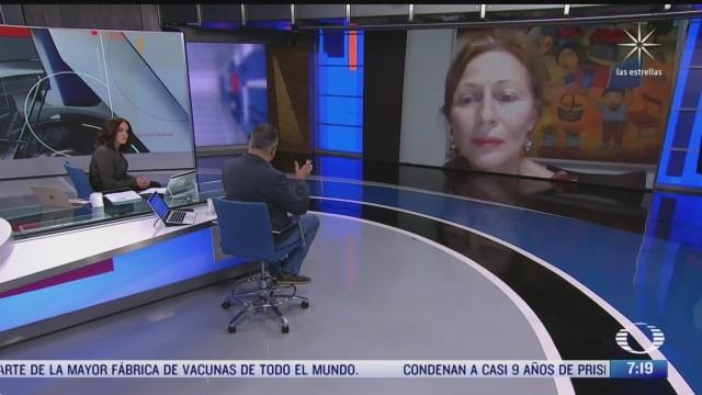 tatiana clouthier en entrevista para despierta