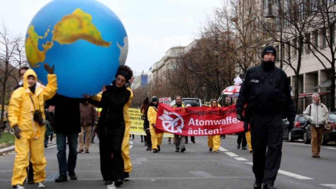 Tratado de Prohibición de Armas Nucleares entra en vigor a partir de este viernes