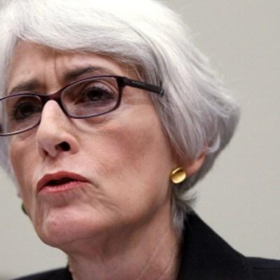 Wendy Sherman es una veterana diplomática que ya ocupó un alto cargo durante el mandato del presidente Barack Obama