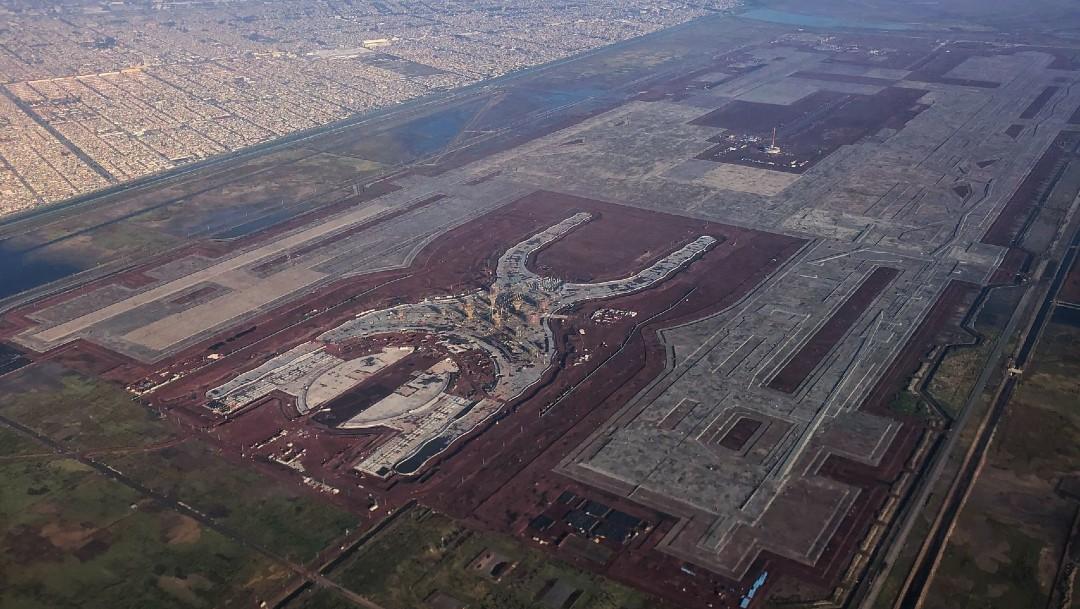 ASF reconoce 'inconsistencias' en la auditoria sobre aeropuerto de Texcoco