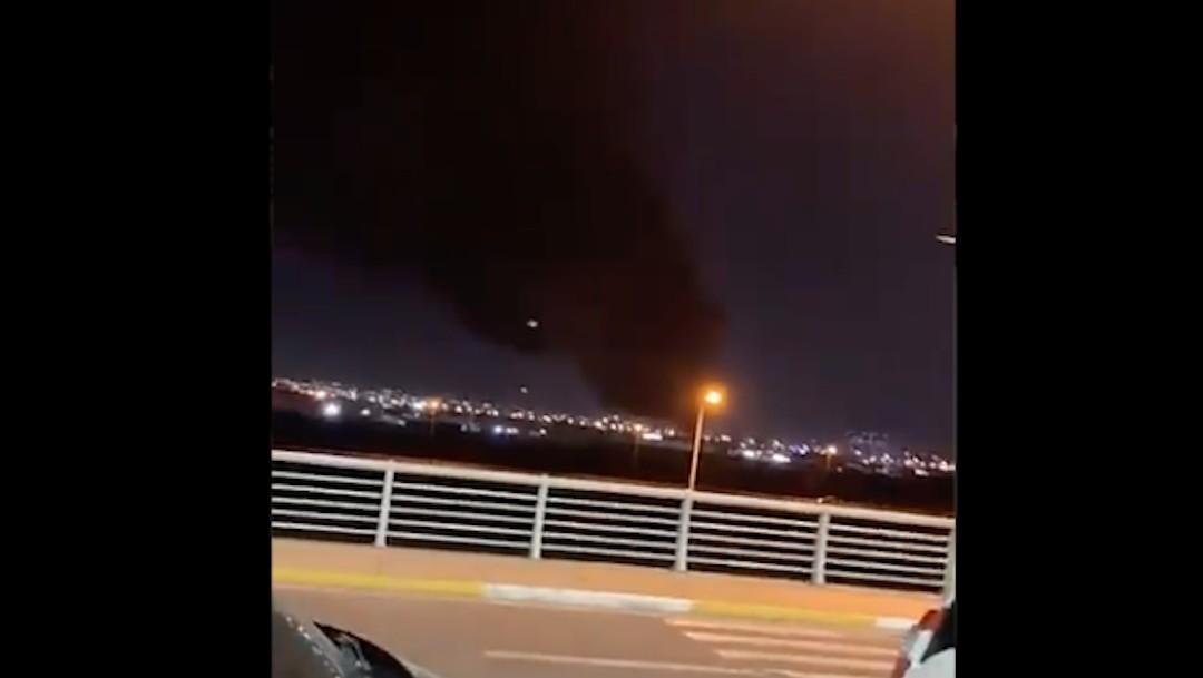 Atacan con cohetes base aérea que alberga tropas de EEUU en Irak