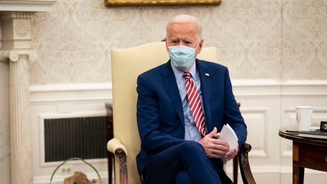 El presidente de Estados Unidos, Joe Biden (Getty Images)