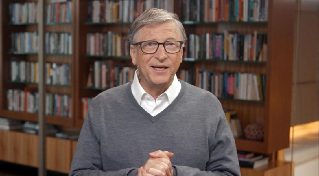"""""""Cambio climático es más difícil que COVID-19"""": Bill Gates"""