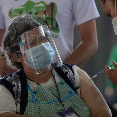 Ciudad de México ha vacunado al 9.7% de sus adultos mayores