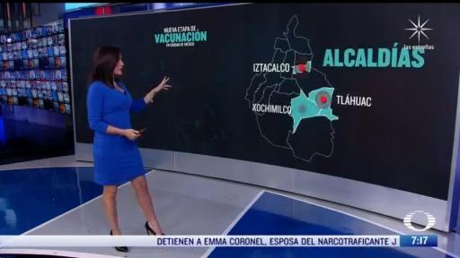 como sera la vacunacion covid 19 en iztacalco tlahuac y xochimilco