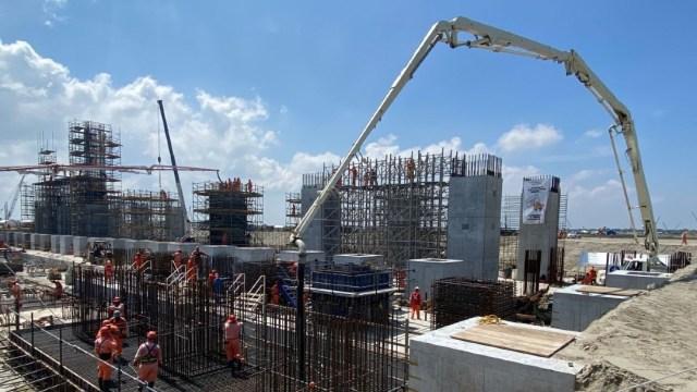 Construcción de refinería en Dos Bocas, Tabasco