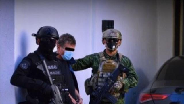 Detenciones en la CDMX tras decomiso de cocaína