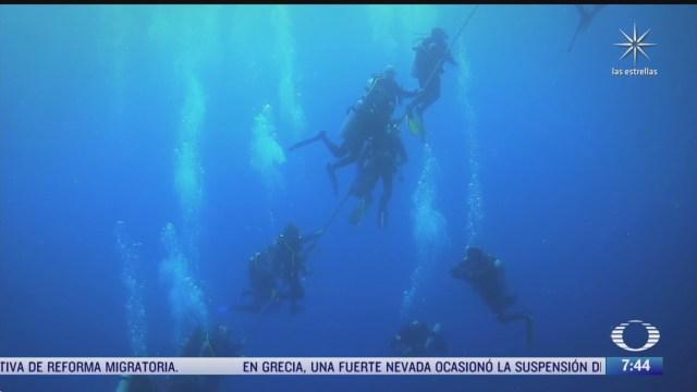 el buceo otra de las actividades afectadas por el covid