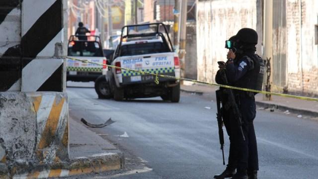 Enfrentamientos en Guanajuato deja cinco muertos, tres delincuentes y dos policías