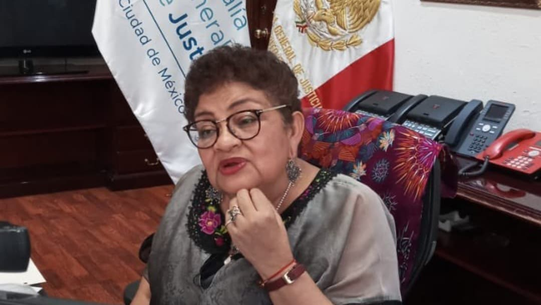 FGJCDMX investiga a exfuncionarios por corrupción: Ernestina Godoy
